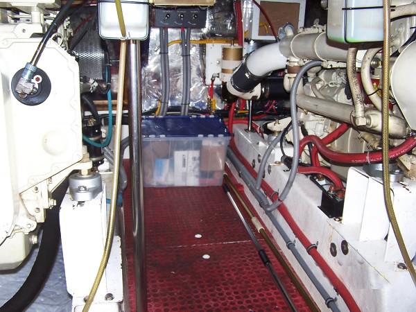 North Star Engine Room