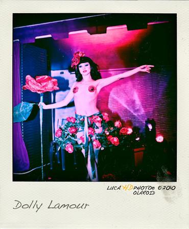 Dolly Lamour, Milano 11/2010