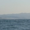 The bluffs of Daly City and Pacific, with Montara Mtn. and Point San Pedro about 12 miles distant.