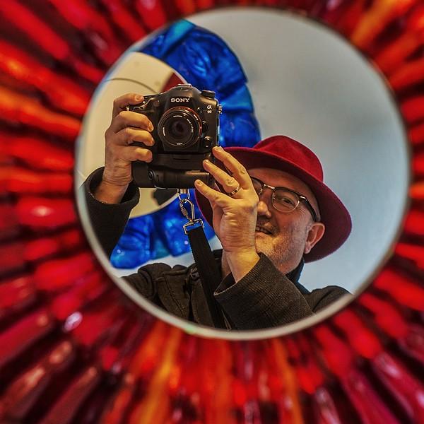 Selfportrait 2014