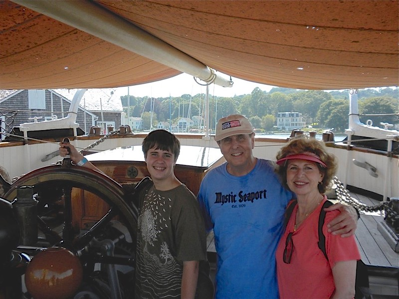 Mystic Seaport, The Museum of American and the Sea - Version 2