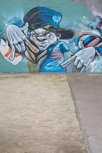 Day 220: Street Art (Tripovich Street, Brunswick)
