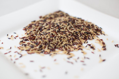 Day 282: Wild Mountain Rice mix