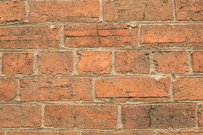 Day 226: A red brick wall