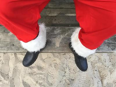 Day 349: Santa visits Torquay