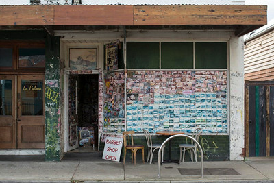 Day 191: Local barber shop (Albert Street, Brunswick)