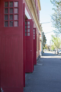 Day 292: Old fire station doors