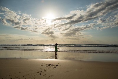 Day 263: Early morning at Sunshine Beach