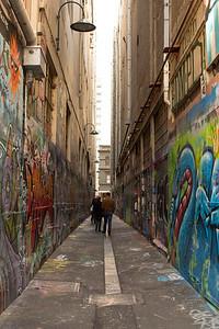 Day 207: City laneway