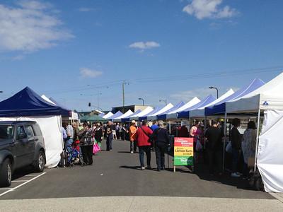 Day 270: Torquay Farmers Market