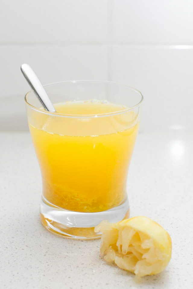 Day 175: Fighting off a cold with an immunity boosting drink