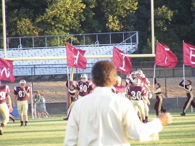 Becahi vs Whitehall - Home Football Game 8-31-2007