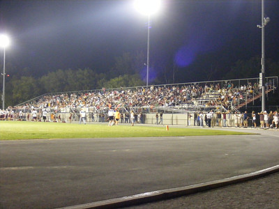 Whitehall vs Northampton - Away Football Game 9-7-2007