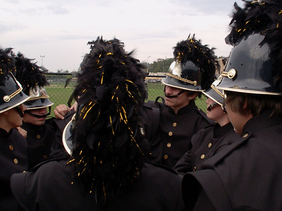 MZB at North Penn Competition 9-13-2008