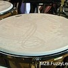 Frost on the timpani