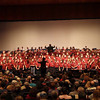 Finale: Joint Bands and Choirs - We Wish You a Merry Christmas