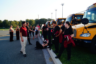 MZB at Spring-Ford Football Game 8-31-2012