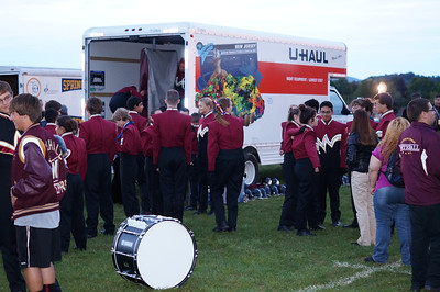 MZB at Wilson HS Competition 9-29-2012