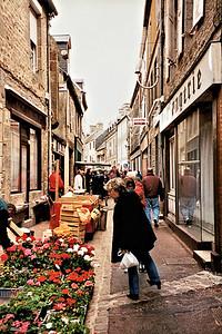 Avranches - 2002 - le Marché