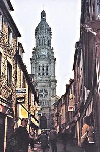 Avranches - 2002 - Cathédrale de Saint-Gervais