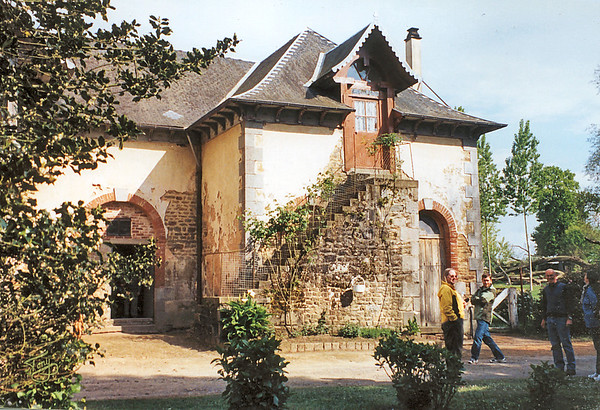 Avranches 2002 - les Mares - Stable of my Birth