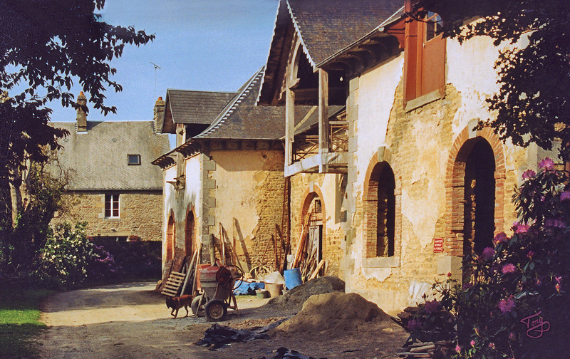 Avranches 2004 - Les Mares - Stable Renovations