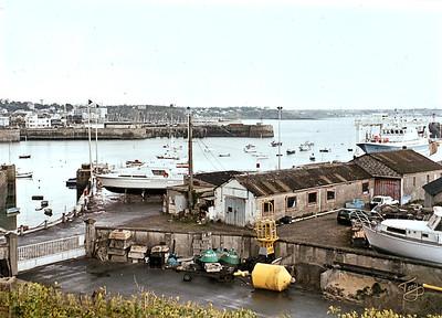 Granville 2002 - Harbour
