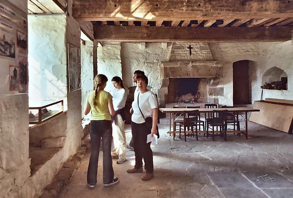 Abbaye de la Lucerne 2003