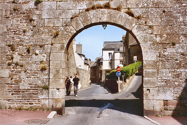 Granville 2003 - Gateway to the Old Town