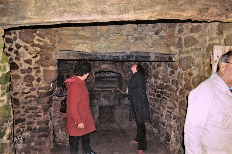 Le Cotentin 2004 - Le Manoir du Tourp - Bakery - Brick Oven