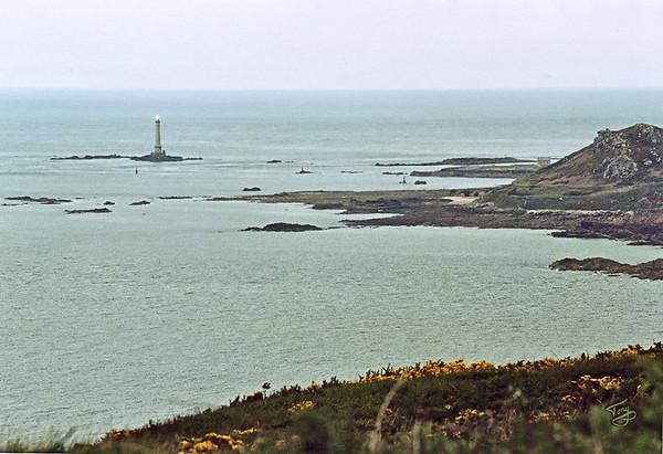 Le Cotentin 2004 - Cap-de-la-Hague - le Phare de Goury