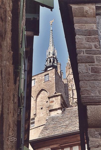Mont-Saint-Michel 2003