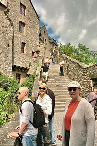 Mont-Saint-Michel 2006 - Bobby, Jess, and Judy