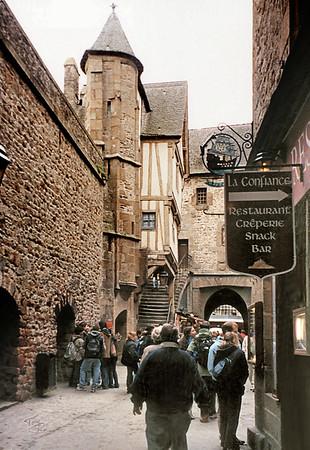 Mont-Saint-Michel 2002