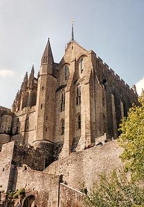 Mont-Saint-Michel 2002 - La Merveille