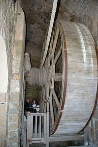 Mont-Saint-Michel 2006 - Treadmill