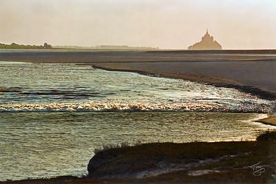 Le Val-Saint-Père 2002 - le Mascaret au Gué de l'Epine