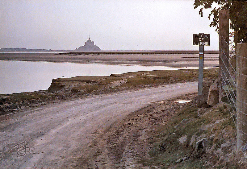"<html>Le Val-Saint-Père 2003 - Le Gué de l'épine - Mont-Saint-Michel in Background <a title=""godaddy counter"" href=""http://statcounter.com/godaddy_website_tonight/"" target=""_blank""><img style=""display:none;"" src=""http://c.statcounter.com/2514080/0/73d54fdc/0/"" alt=""godaddy counter""></a></html>"