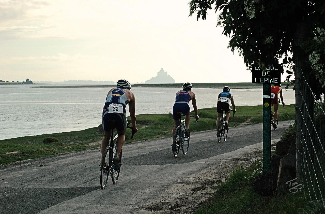 Le Val-Saint-Père 2006 - Triathlon