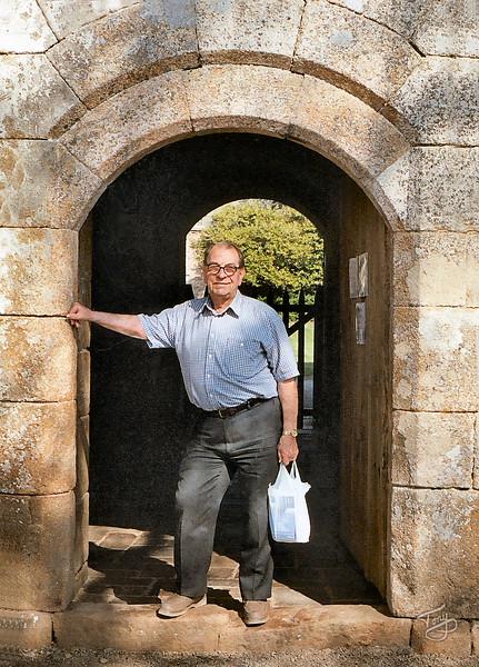 Abbaye de la Lucerne 2003 - Dad