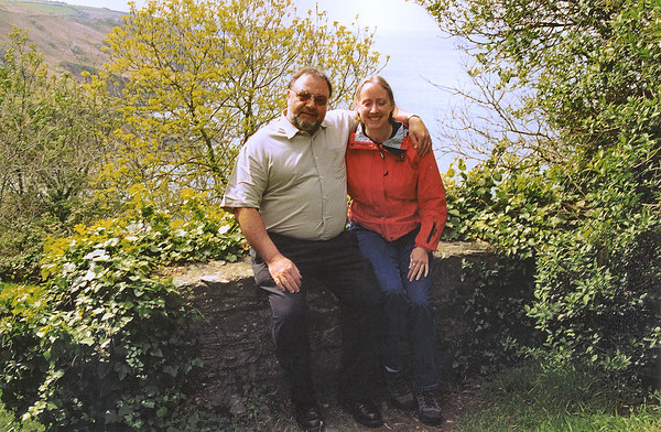 Le Cotentin 2004 - Yours Truly and Judy