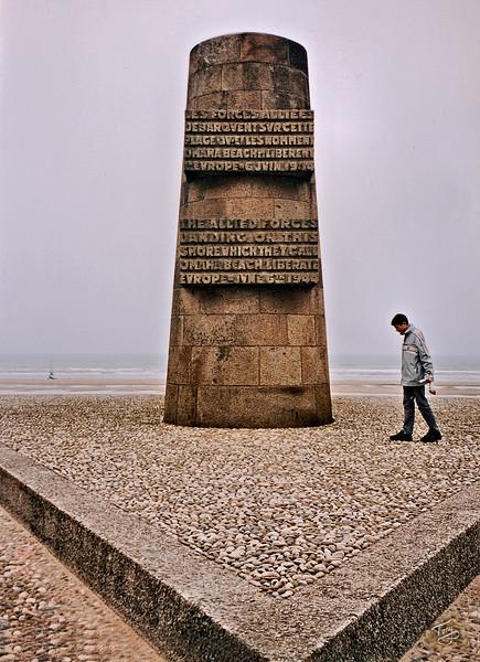 Omaha Beach 2002 - Memorial