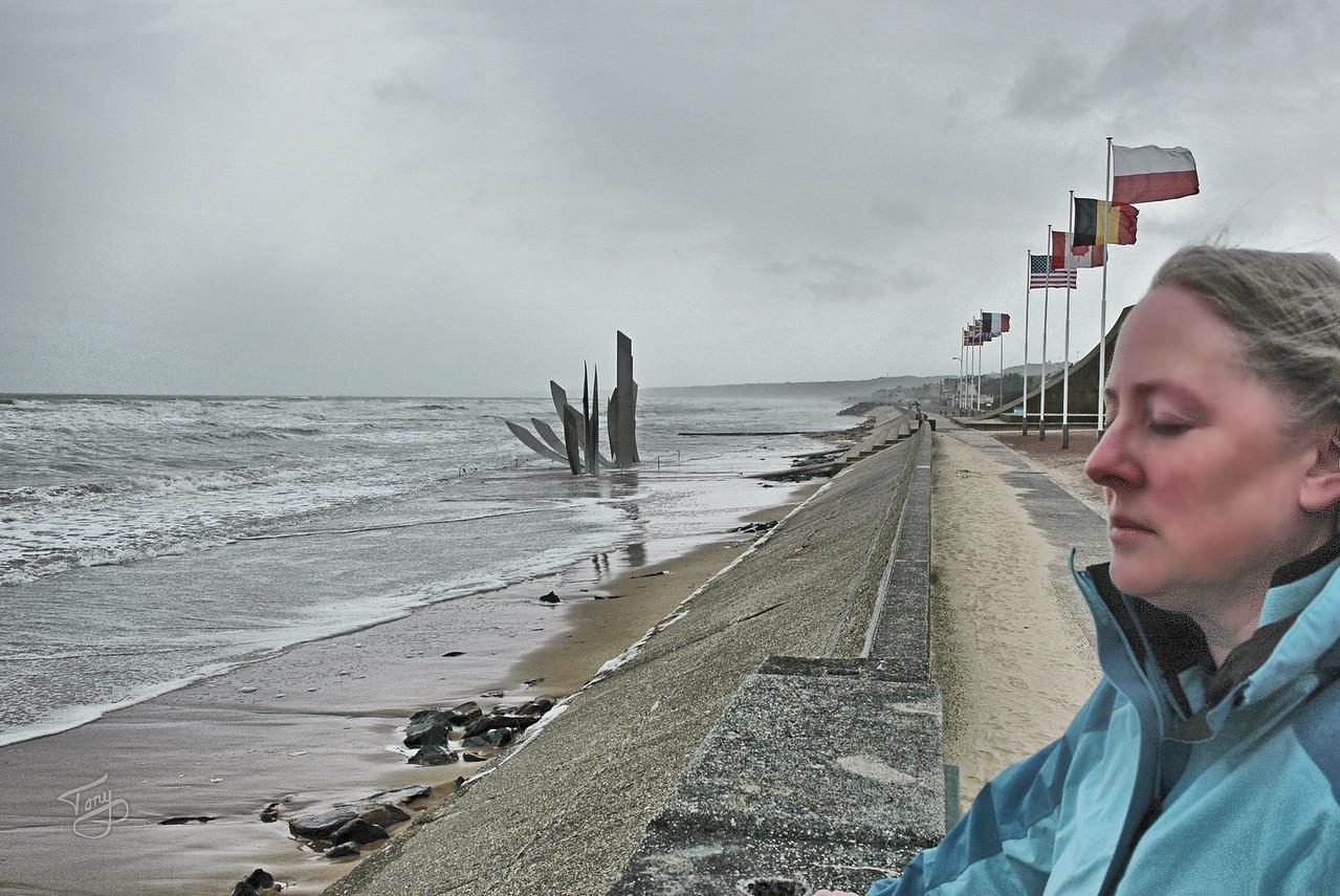 Omaha Beach 2009 - 3