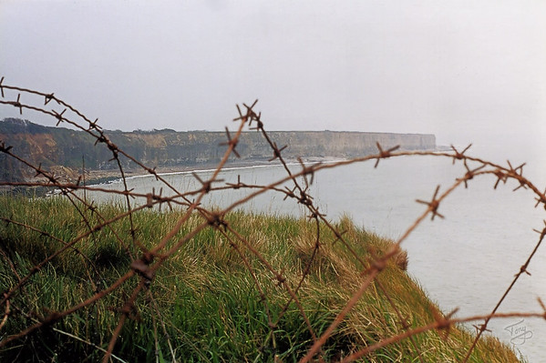 Pointe-du-Hoc 2002 - Cliffs Scaled D-Day by US Rangers