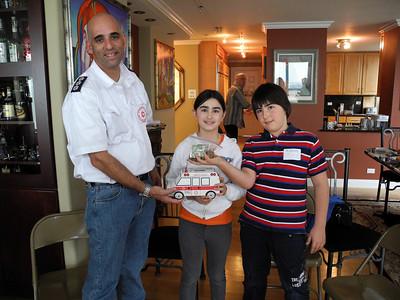 AFMDA Hosts Ori Shaham