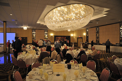 Great Vest Side (GVS) Dinner 11-7-11