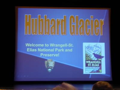 Day 11 - Hubbard Glacier