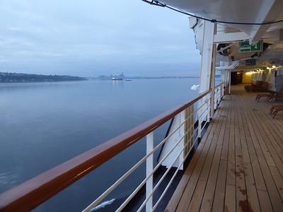 Day 15 - Disembarkation/Seattle