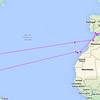 MaasdamCruise 2015 50 Days Oct 30-Dec 19 Travel Map by Stakeout - Travellerspoint 2015-10-22 15-32-23