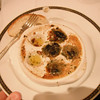the escargot is disappearing
